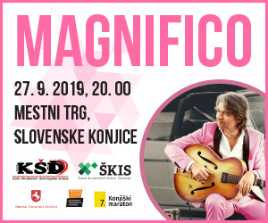 Magnifico 8 2019