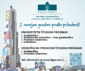 Gradbeništvo Maribor 1 2021